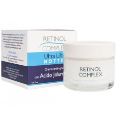 RETINOL COMPLEX ALL' ACIDO JALURONICO ULTRA LIFT NOTTE | ANTIRUGHE