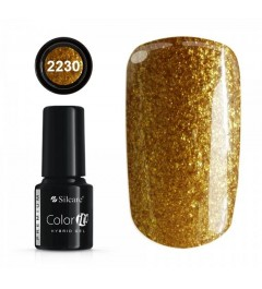 Silcare - Color it! Premium Gel Semipermanente n. 2230 - GOLD