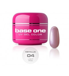 GEL COLOR LINEA METALLIC 04