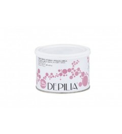 DEPILIA 400ml CERA PROFESSIONALE DEPILATORIA LIPOSOLUBILE TALCO