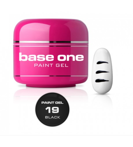 GEL PAINT BASE ONE NEW 19